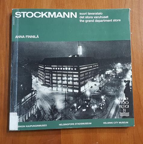 Kierrätyskirja (Anna Finnilä - Stockmann suuri tavaratalo)