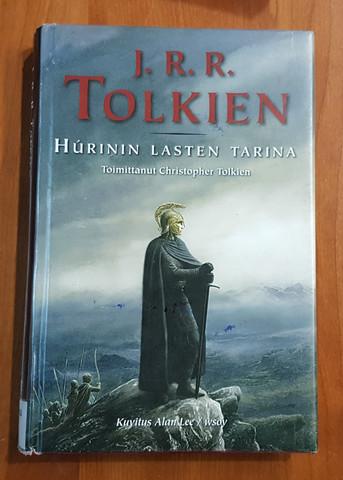 Kierrätyskirja (J.R.R. Tolkien - Hurinin lasten tarina)