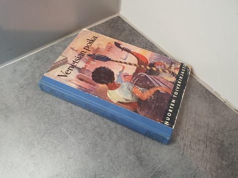 Kirja (Elsa Steinmann - Venetsian Poika)
