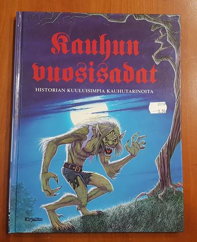 Lastenkirja (Kauhun vuosisadat - Historian kuuluisimpia kauhutarinoita)