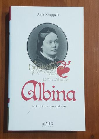 Kirja (Anja Kauppala - Albina, Aleksis Kiven suuri rakkaus)