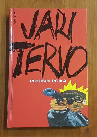 Kirja (Jari Tervo - Poliisin poika)