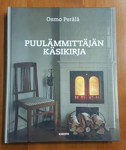 Kirja (Osmo Perälä - Puulämmittäjän käsikirja)