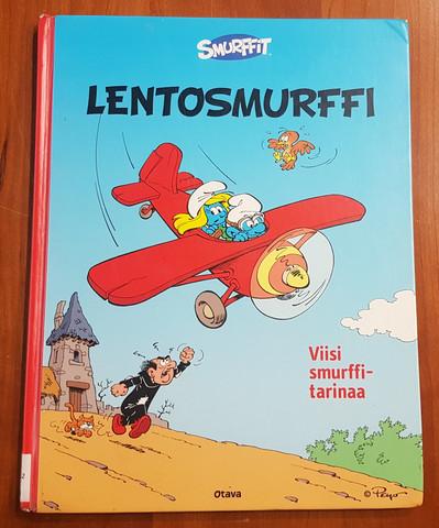 Lasten kierrätyskirja (Smurffit - Lentosmurffit - Viisi Smurffi tarinaa)