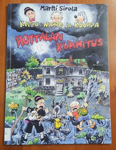 Lasten kierrätyskirja (Martti Sirola - Rottalan kummitus)