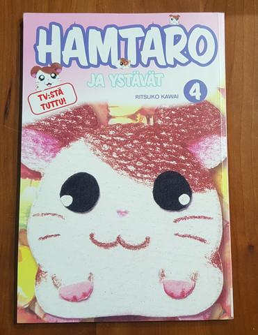 Lasten kierrätyskirja (Ritsuko Kawai - Hamtaro ja ystävät 4)