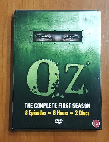 Televisiosarja (Oz - Kylmä rinki. 1.tuotantokausi) K18