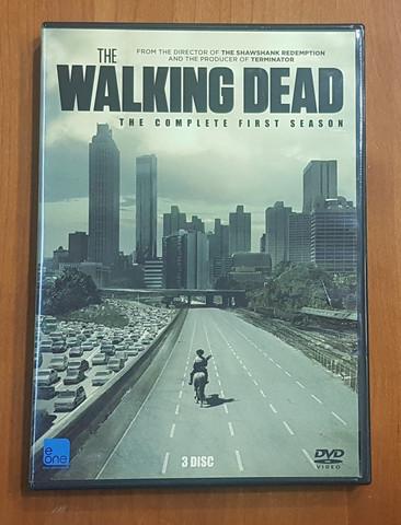Televisiosarja (The Walking Dead - 1. tuotantokausi) K18
