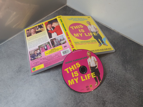 DVD -elokuva (This Is My Life) S