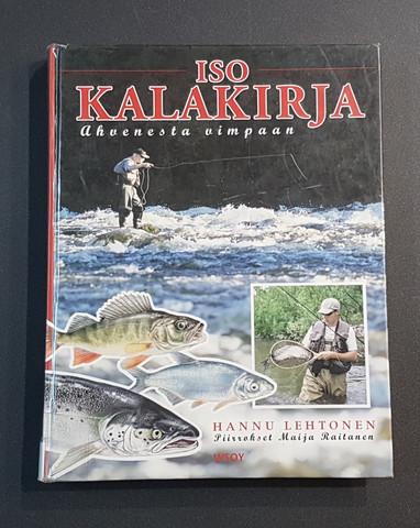 Kierrätyskirja (Hannu Lehtonen - Iso Kalakirja - Ahvenesta vimpaan)