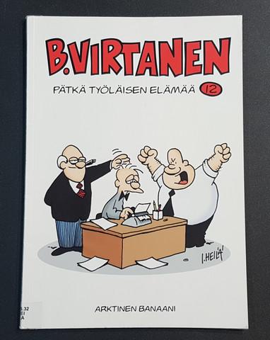 Kierrätyskirja (Ilkka Heilä - B. Virtanen 12 - Pätkä työläisen elämää)