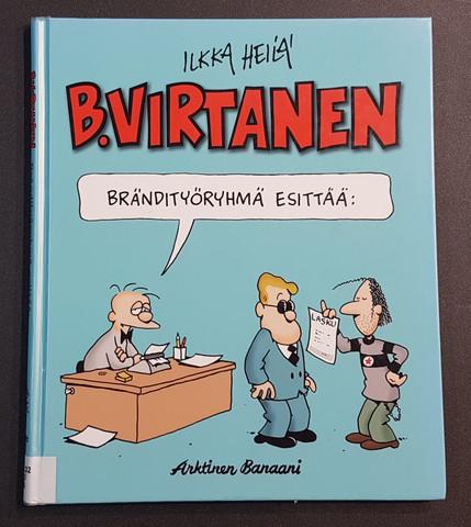 Kierrätyskirja (Ilkka Heilä - B. Virtanen - Brändityöryhmä esittää)