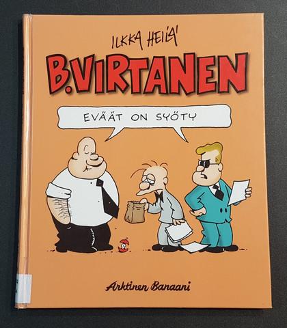 Kierrätyskirja (Ilkka Heilä - B. Virtanen - Eväät on syöty)