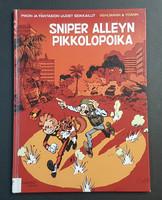 Lasten kierrätyskirja (Pikon ja Fantasion uudet seikkailut - Sniper Alleyn pikkolopoika)