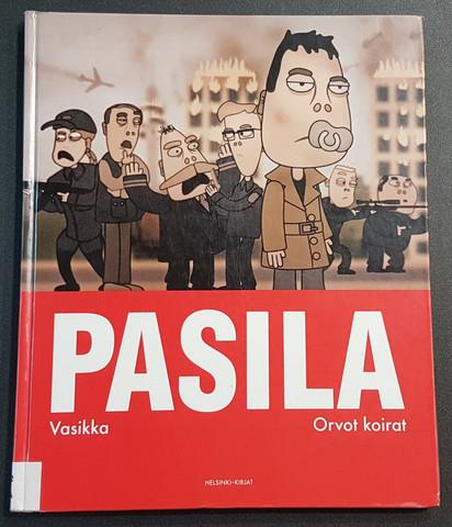 Kierrätyskirja (Pasila - Vasikka - Orvot koirat)