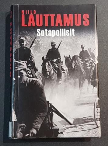 Kierrätyskirja (Niilo Lauttamies - Sotapoliisit)