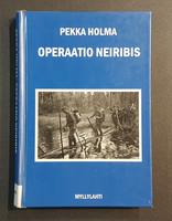 Kierrätyskirja (Pekka Holma - Operaatio Neiribis)