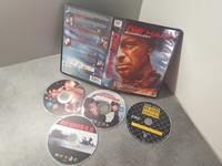 DVD -elokuva (Die Hard Quadrilogy) K-18