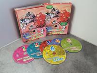 Lasten elokuva (Olipa Kerran Elämä - 6 kpl DVD)