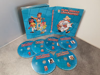Lasten elokuva (Olipa Kerran Löytöretket - 6 kpl DVD)