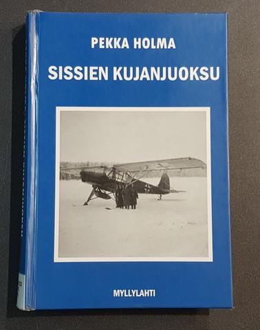 Kierrätyskirja (Pekka Holma - Sissien kujanjuoksu)