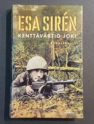 Kierrätyskirja (Esa Siren - Kenttävartio Joki - Rukajärvi II)