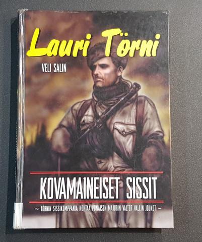 Kierrätyskirja (Veli Salin - Lauri Törni - Kovamaineset sissit)