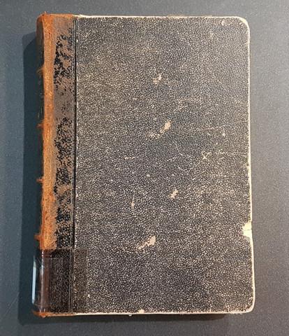 Vanha kierrätyskirja (Theobald Ziegler - Kasvatusopin historia erityisesti silmällä pitäen korkeampaa kasvatustointa)