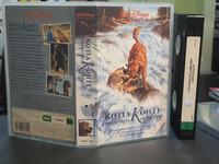 VHS-elokuva (Walt Disney esittää: Kotia kohti)