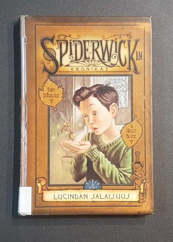 Lasten kierrätyskirja (Tony DiTerlizzi - Spiderwickin kronikat: Kolmas osa viidestä: Lucindan salaisuus)