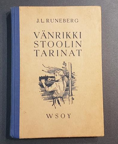 Kirja (J.L. Runeberg - Vänrikki Stoolin tarinat)