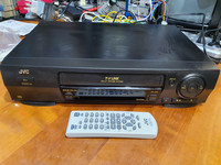 VHS -nauhuri (JVC HR-J313EU)