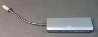USB-C-telakointiasema (Deltaco USBC-1266)