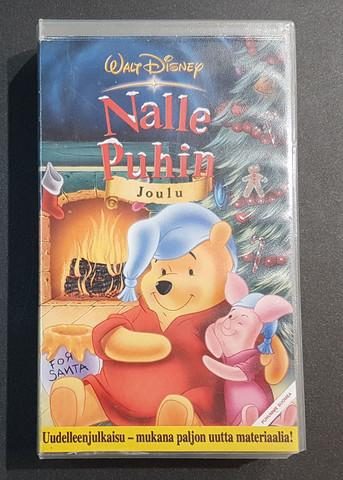 VHS-elokuva (Walt Disney: Nalle Puhin Joulu)