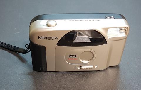 Filmikamera (Minolta F25)