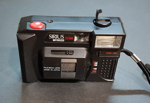 Filmikamera (Sirius 320M)