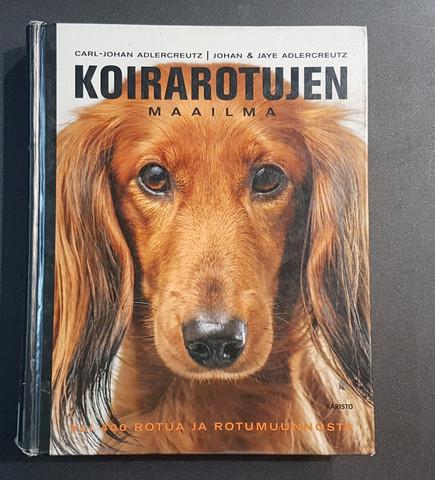 Kierrätyskirja (Carl-Johan Adlercreutz - Koirarotujen maailma)