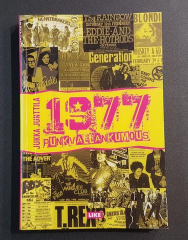Kierrätyskirja (Jukka Junttila - 1977 Punkvallankumous)