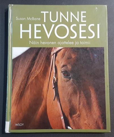 Kierrätyskirja (Susan McBane - Tunne hevosesi: näin hevonen ajattelee ja toimii)