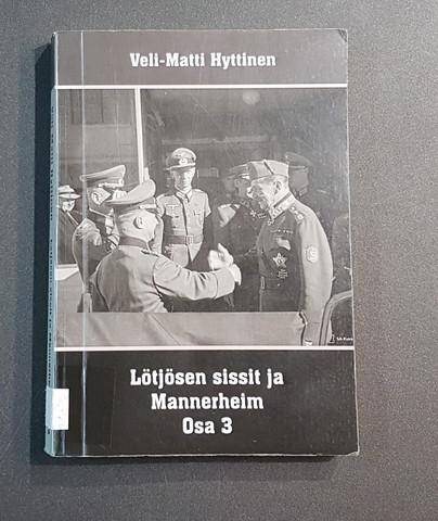 Kierrätyskirja (Veli-Matti Hyttinen - Lötjösen sissit ja Mannerheim: romaani osa 3.)