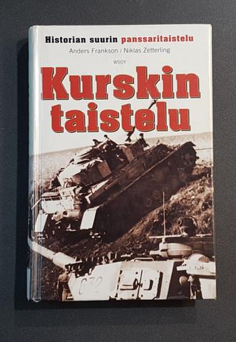 Kierrätyskirja (Anders Frankson - Kurskin taistelu: historian suurin panssaritaistelu)