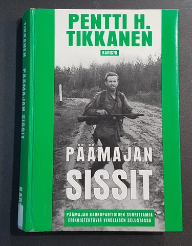 Kierrätyskirja (Pentti H. Tikkanen - Päämajan sissit)