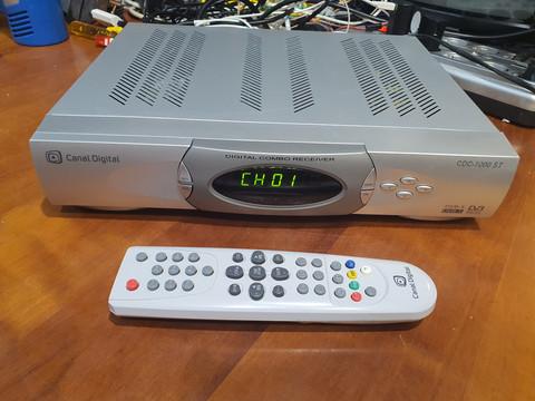 Antenni- ja satellittiverkon digiboksi