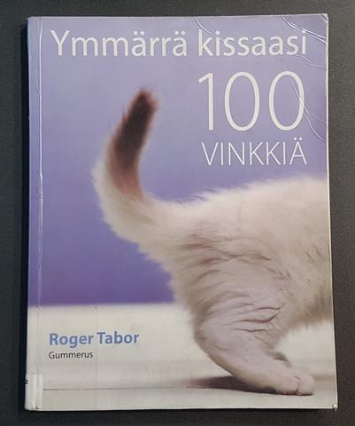 Kierrätyskirja (Roger Tabor - Ymmärrä kissaasi)