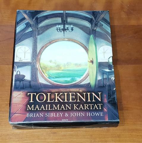 Kierrätyskirja (Brian Sidley - Tolkienin maailman kartat)
