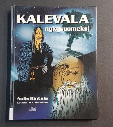 Kierrätyskirja (Aulis Rintala - Kalevala nykysuomeksi)