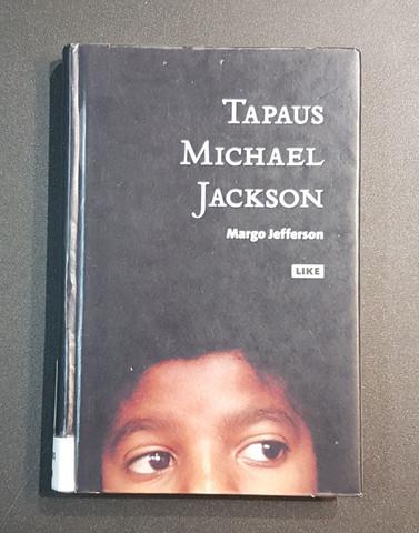 Kierrätyskirja (Margo Jefferson - Tapaus Michael Jackson)