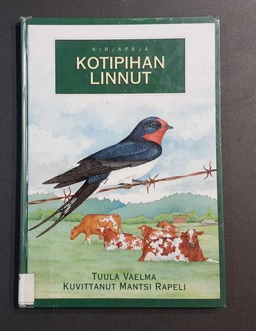 Kierrätyskirja (Tuula Vaelma- Kotipihan linnut)