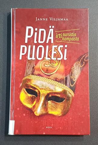 Kierrätyskirja (Janne Viljamaa - Pidä puolesi: irti narsistin hampaista!)