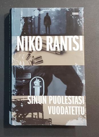 Kierrätyskirja (Niko Rantsi - Sinun puolestasi vuodatettu)